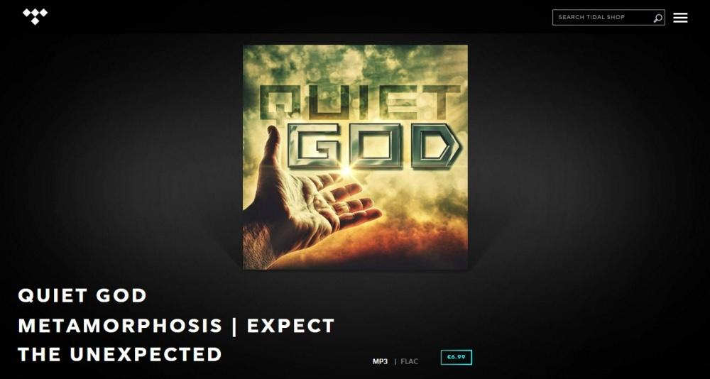 Quiet God on Tidal Music Store – Quiet God